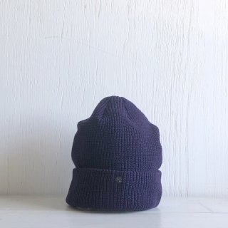 ' CPH c-plus headwear '<br> CUF KNIT CAP<br>(Dark Parple)