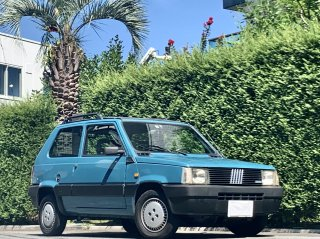 1997 Fiat Panda <br/>Automatic Selecta <br/>Double Sunroof