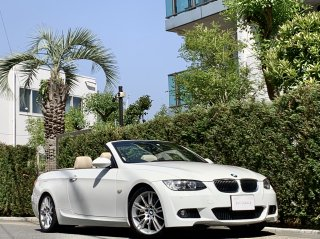 2007 BMW 335i Cabriolet<br/>M-Sports pkg 306ps Twin Turbo<br/>53,000km