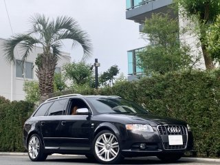 2007 Audi S4 Avant Quattro<br/>Exclusive LHD V8 344ps <br/>65,000km