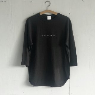 BAYGARAGE <br>3/4 Sleeve Baseball T <br>Sumi