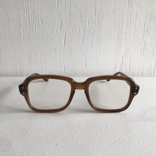 80s US Military   BCG Frame <br> (Polaroid Lens)<br>Brown