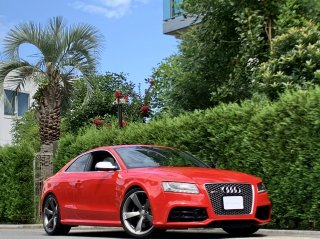 2011 Audi RS5 Quattro<br/>V8 4.2L 450ps Panoramaroof<br/>49,000km