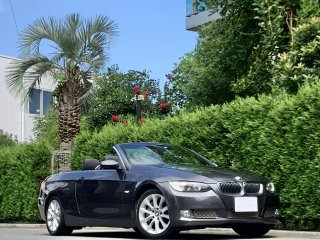 2008 BMW 335i Cabriolet<br/>306ps Twin Turbo<br/>49,000km