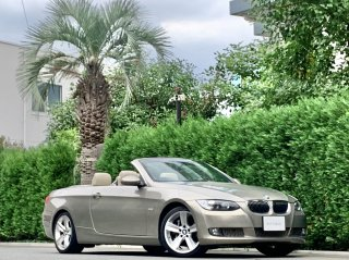 2007 BMW 335i Cabriolet<br/>306ps Twin Turbo<br/>Platinum Bronze