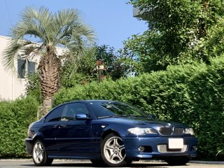 2003 BMW 318i Coupe LHD 5MT<br/>1 owner M-Sport pkg<br/>38,000km