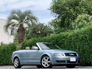 2006 Audi A4 Cabriolet<br/>BOSE Sound System<br/>Aquamarine Blue