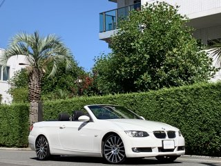 """2008 BMW 335i Cabriolet<br/>1 owner 306ps Twin Turbo<br/>19"""" Alloy Wheels"""
