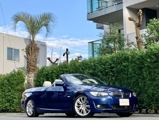 2008 BMW 335i Cabriolet<br/>M-Sports pkg 306ps Twin Turbo<br/>47,000km