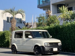 2007 Nissan Cube Cubic<br>7passengers / Android 10.1