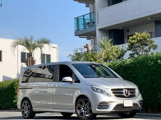 2018 Mercedes Benz V220d Sports<br/>1 owner 7 passengers<br/>38,000km