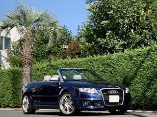 2007 Audi RS4 Cabriolet Quattro<br/>RHD 6MT V8 4.2L 420ps <br/>58,000km
