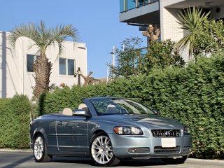 2008 Volvo C70 T5 </br>Dynaudio Premium Sound</br> 55,000km