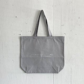 BAY GARAGE Canvas Tote Bag <br>Los Marineros<br>Sky Gray