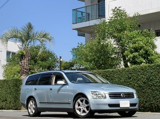 2003 Nissan Stagea 300RX<br/>1 owner Dual Sunroof<br/>45,000km