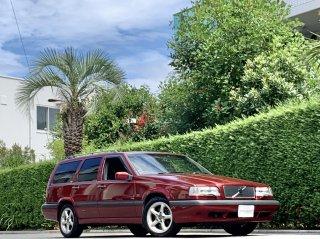 1996 Volvo 850 Estate GLE</br>1 owner / Leather Sunroof </br>59,000km