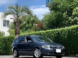 2006 Volvo V50 2.4i</br>1 owner AISIN AT</br>26,000km