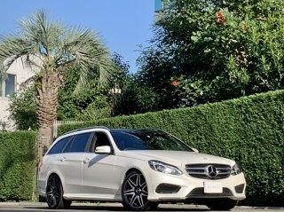 2014 Mercedes Benz E350 Wagon <br/>Avantgarde AMG pkg   <br/>54,000km