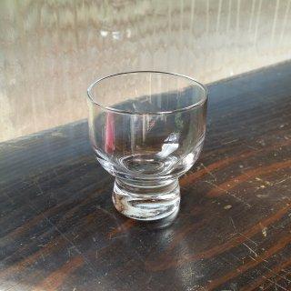 昭和ガラスのぐい呑み2個セット