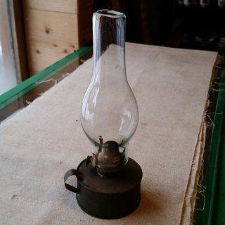 アルミ缶のランプ