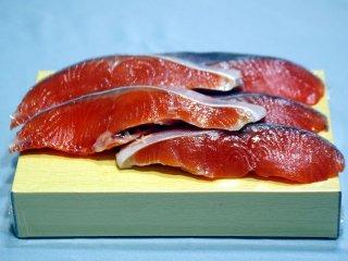 【ロシア産】 塩紅鮭切り身(5切れセット)