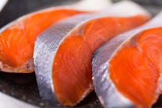【カナダ産】 塩紅鮭切り身(1切れ)