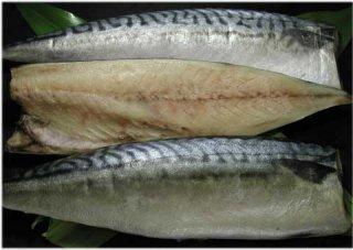 ノルウェー産 塩マサバフィーレ(1枚)