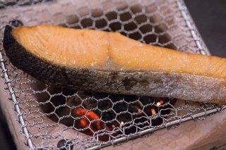 【チリ産】 塩銀鮭切り身(一切れ)