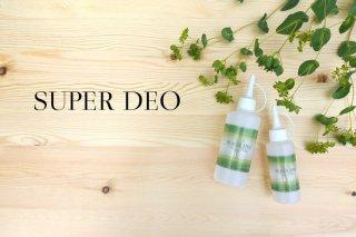 瞬間共沸消臭液 SUPER DEO (ガス・便用)