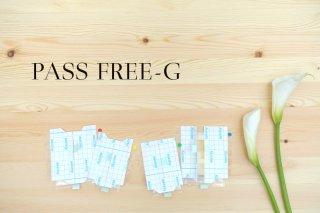 消臭シート PASS FREE-G