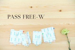 消臭シート PASS FREE-W