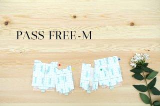 消臭消音シート PASS FREE-M