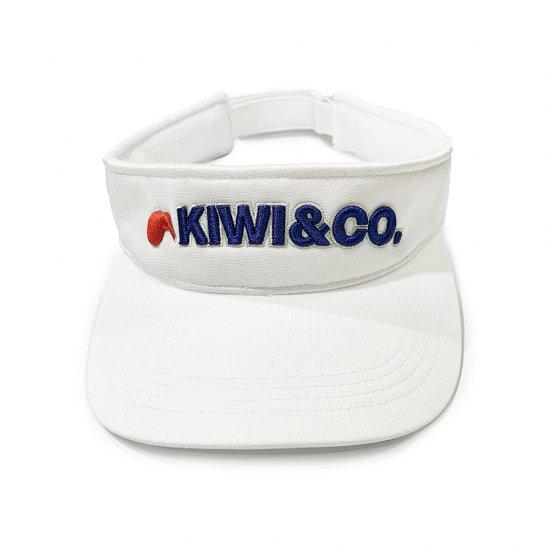 KIWI&CO. バイザー