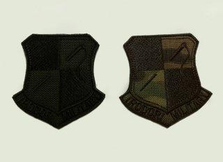 irodori military 刺繍パッチ