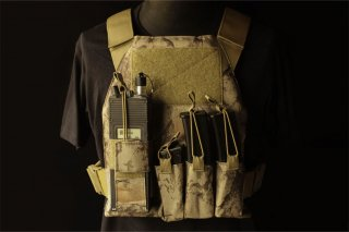 Plate Carrier for CQB