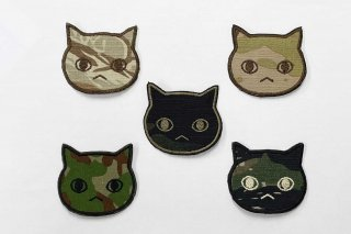 Camo Cat Patch
