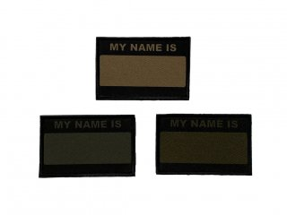 Name Patch (Handwriting)