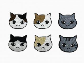 Camo Cat Patch(フルカラー)