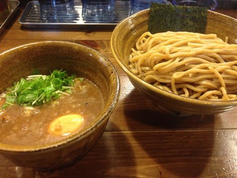 元祖ベジポタつけ麺【画像1】