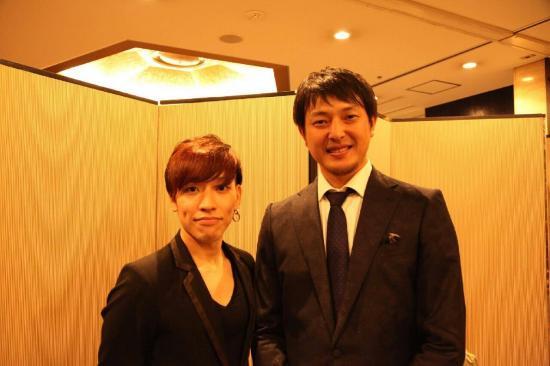岩隈久志選手ノーヒットノーラン祝賀会にて!【画像1】