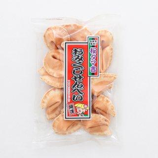 五泉市忠犬 桜タマ吉 おみくじせんべい