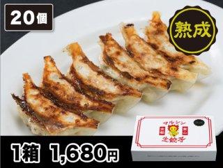 熟成豚肉生餃子 1箱(20個入) 送料別途