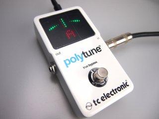 【NEW】tc electronic polytune2