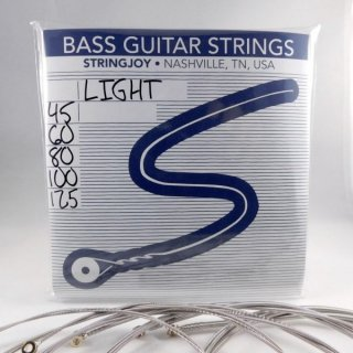 <img class='new_mark_img1' src='https://img.shop-pro.jp/img/new/icons13.gif' style='border:none;display:inline;margin:0px;padding:0px;width:auto;' />Stringjoy for 5 Strings Bass【送料無料】