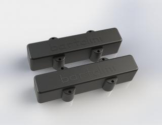 【new】Bartolini 9s Jazz Bass Pickups set for 4strings
