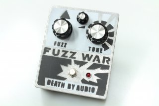 【new】 DEATH BY AUDIO FUZZ WAR