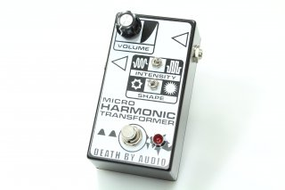 【new】 DEATH BY AUDIO MICRO HARMONIC TRANSFORMER