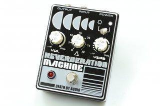 【new】 DEATH BY AUDIO REVERBERATION MACHINE