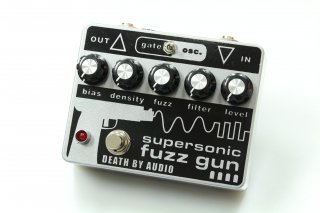 【new】 DEATH BY AUDIO SUPER SONIC FUZZ GUN