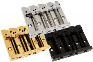 【new】ALL PARTS OMEGA BASS BRIDGE Grooved for 4strings 各種